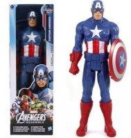 Фигурка Avengers Captain America Titan Heroes Action Figure
