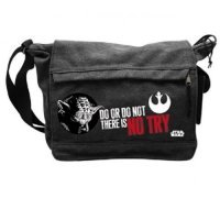 Сумка Star Wars Yoda Messenger Bag
