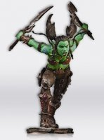 World of Warcraft® Wave 7 Action Figure - Orc Rogue Garona