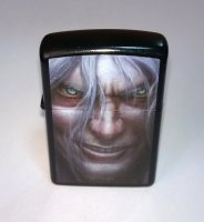 Зажигалка WORLD OF WARCRAFT   Arthas