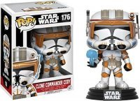 Фигурка Funko Pop! Star Wars - Clone Commander Cody (Exclusive)