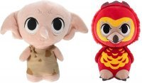 Мягкие игрушки Funko SuperCute Plush: Harry Potter - Dobby and Fawkes Plush