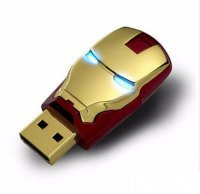 Iron man (helmet) USB флешка 16 GB Marvel Comics