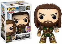 Фигурка Funko Pop! - Aquaman with Motherbox (Summer Convention Exclusive)