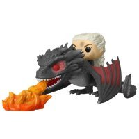 Фигурка Funko Pop! Rides TV: Game of Thrones - Daenerys On Fiery Drogon