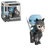 Фигурка Funko Pop Rides Game of Thrones - White Walker On Horse