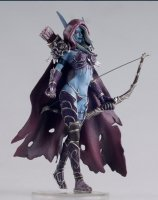 World of Warcraft Sylvanas Windrunner Forsaken Queen Figure
