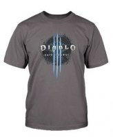 Футболка Diablo III No One Can Stop Death T-Shirt (размер XL)