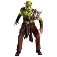 Костюм Орка World of Warcraft Full Body Costume: Orc