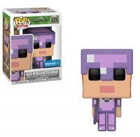 Фигурка Funko POP Games: Minecraft - ALEX in ENCHANTED ARMOR (Exclusive)