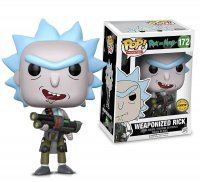 Фигурка Funko Pop! Rick and Morty - Weaponized Rick (Chase Limited)