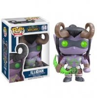 Фигурка Funko Pop! Vinyl Illidan China Edition