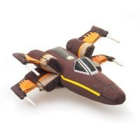 Мягкая игрушка Star Wars - Resistance X-Wing Fighter Plush