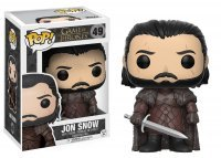 Фигурка Funko Pop! Game of Thrones - Jon Snow 49