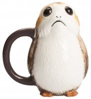 Чашка Star Wars - The Last Jedi - Porg Ceramic Sculpted Mug