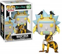 Фигурка Фанко Рик и Морти Funko Pop! Rick and Morty - Wasp Rick