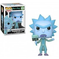 Фигурка Фанко Рик и Морти Funko Pop! Rick and Morty - Hologram Rick Clone