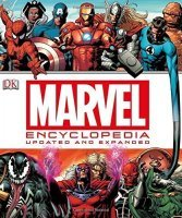 Книга Marvel Encyclopedia - Марвел Энциклопедия (Твёрдый переплёт) Eng