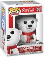 Фигурка Funko Pop - Coca-Cola - Polar Bear