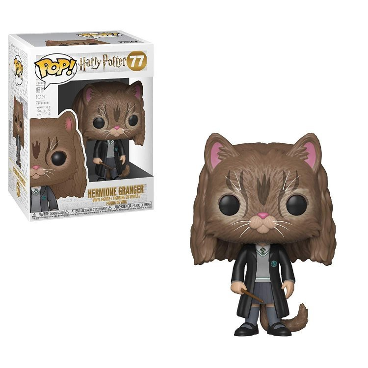 Фигурка Funko Pop! Harry Potter - Hermione Granger as Cat