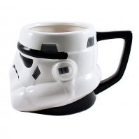 Чашка Star Wars Storm Trooper Ceramic 3D Mug Штурмовик