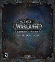 World of Warcraft: Warlords of Draenor collectors edition Коллекционное издание
