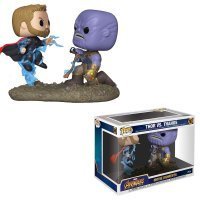 Фигурка Funko Pop! Marvel: Avengers Infinity War - Thor Vs. Thanos