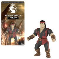 Фигурка Funko Savage World Mortal Kombat - Liu Kang