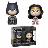 Фигурка Funko Vynl DC Comics: Batman and Wonder Woman