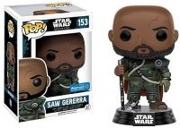 Фигурка Funko Pop! Star Wars - Saw Gererra - Rogue One