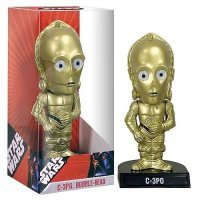 Фигурка Star Wars - Robot C-3PO Bobble Head Figure