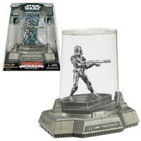 Фигурка Star Wars - TITANIUM DIECAST - CLONE TROOPER