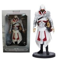 Статуэтка Assassin's creed EZIO AUDITORE BROTHERHOOD STATUE 24 cm