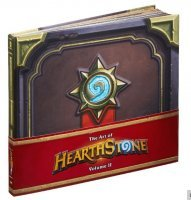 Книга The Art of Hearthstone: Year of the Kraken (Твёрдый переплёт) (Eng) Volume 2 Книга том 2