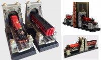 Статуэтка Hogwarts Express Bookend Set