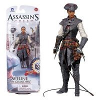 Фигурка Assassin's Creed Series 2 Aveline de Grandpre Action Figure