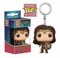 Брелок Funko POP Keychain: DC - Wonder Woman