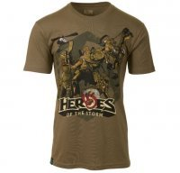 Футболка Heroes of the Storm Resistance Shirt (размер L)