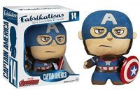 Мягкая игрушка Fabrikations Funko Marvel: Captain America Plush