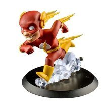 Фигурка Quantum Mechanix The Flash DC Comics Q-Pop Vinyl Q Figure