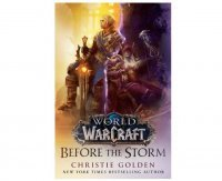 Книга World of Warcraft: Before the Storm (мягкий переплёт) (Eng)