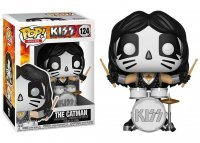 Фигурка Funko Pop Фанко Поп Питер Крисс KISS The  Catman 10 см K TC 124