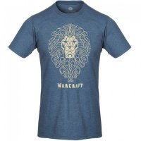 Футболка WARCRAFT Alliance Outline Shirt (мужск., размер L)