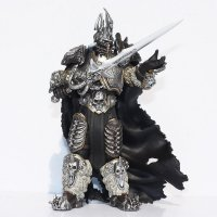 WORLD of WARCRAFT THE LICH KING Arthas Menethil Action Figure