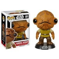 Фигурка Funko Pop! Star Wars - Admiral Ackbar