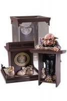 Статуэтка Harry Potter Noble Collection - Magical Creatures No. 10 - Gringotts Goblin